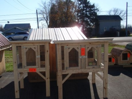 Rabbit Hutches Amish Swings Amp Things