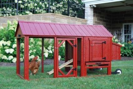 Chicken Coop Atlanta Amish Swings Amp Things