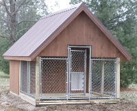 Dog Kennel Deluxe