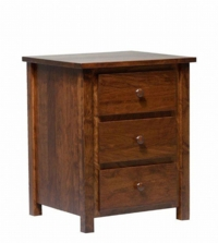 CJ 505  Chriatian Jacob 3 Drawer Nightstand