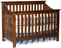CR 102 Christian Jacob Crib