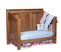 CR 109rp Jackson Raised Panel Youth Bed