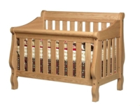 CR 111 Heirloom Crib