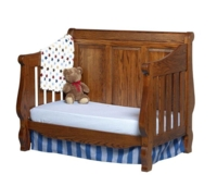 CR 111rp Heirloom Raised Panel Youth Bed