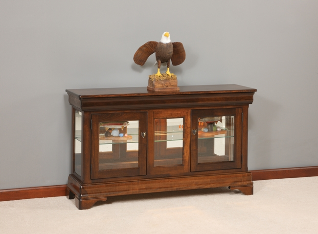 Louis Philippe Large Console Curio