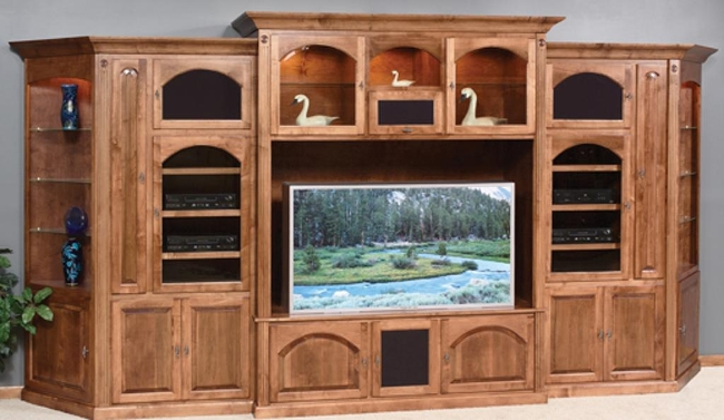 3229 Legacy Wall Entertainment Center