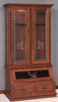 Gun Cabinets Amish Swings Amp Things