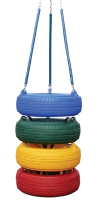 Molded Tire Swing