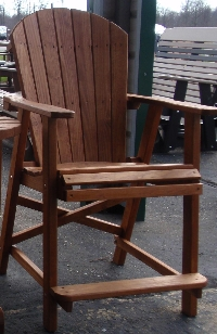 2' Adirondack Balcony Chair