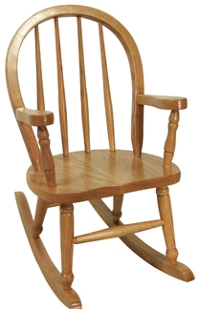 Bow Rocking Chair