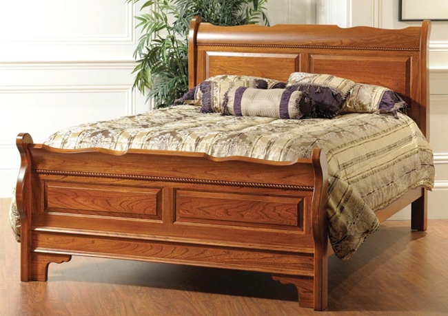 Berkshire Collection - Bed (Queen)