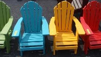 Child's Adirondack Chair (Bright Color)
