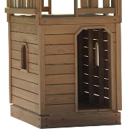 Watch Tower Cabin Kit